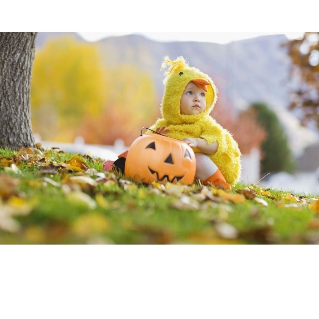 Cute Little Boy Halloween Costume