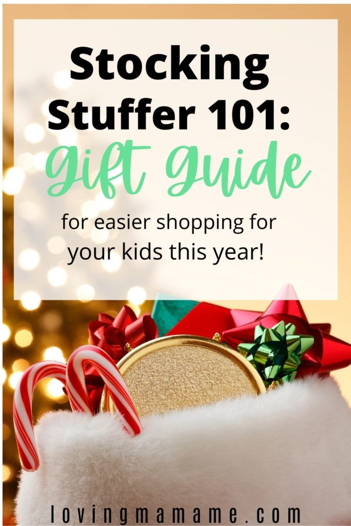 Stocking Stuffer 101